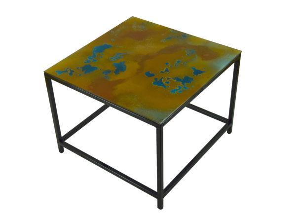 table carré or